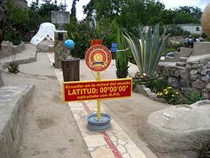 The real equator?