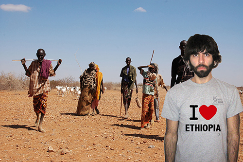 Roosh in Ethiopia