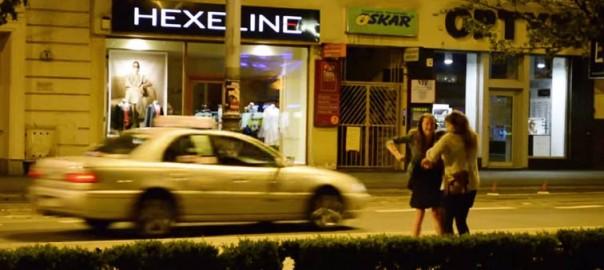 Woman in Poznan