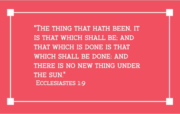 Ecclesiastes-quote