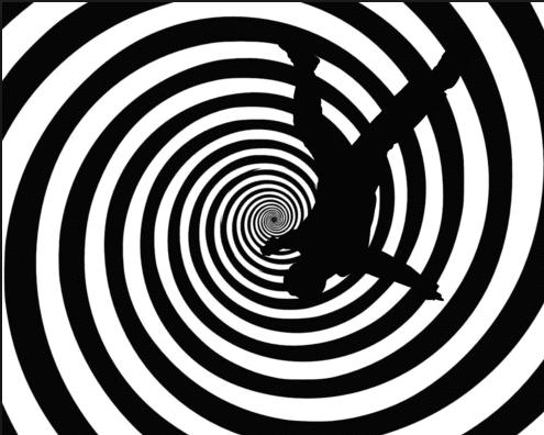 man-spiral