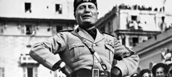 """an introduction to mussolini and fascism What is fascism from: nlg civil  """"fascism is reaction,"""" said mussolini,  a transcribed lecture with a challenging introduction by janet biehl."""