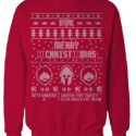 FOR SALE: The Most Red-Pilled Ugly Christmas Sweater In The Universe
